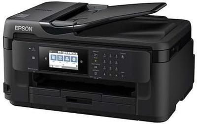 Epson WorkForce WF-7715DWF multifunction printer