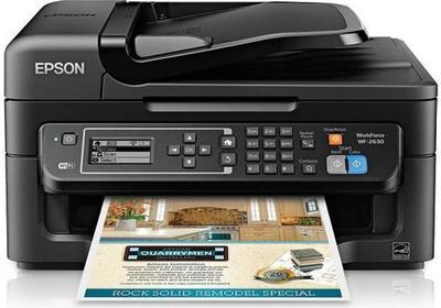 Epson WorkForce WF-2630 multifunction printer