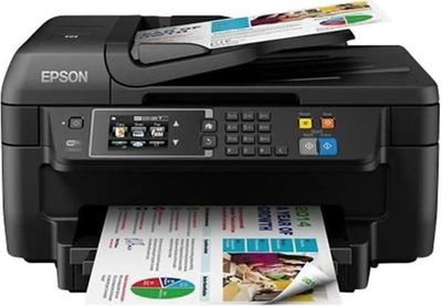 Epson WorkForce WF-2660DWF multifunction printer