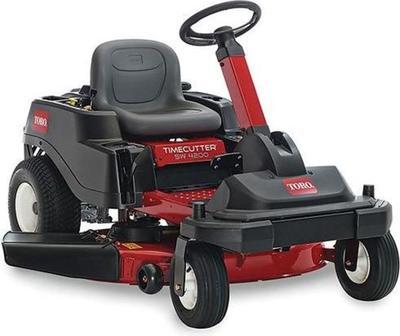 Toro TimeCutter SW 4200 ride-on lawn mower