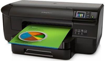 HP Officejet Pro 8100 inkjet printer