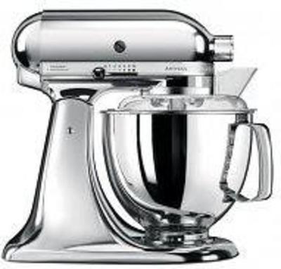 KitchenAid Artisan 5KSM175 (Chrome) Stand Mixers And Kitchen Machine
