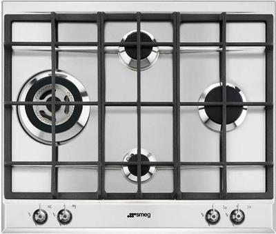 Smeg P361XGH cooktop