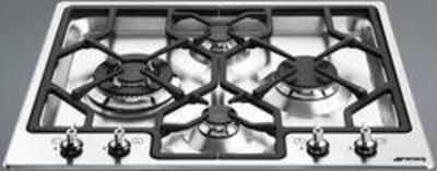Smeg PGF64-4 cooktop