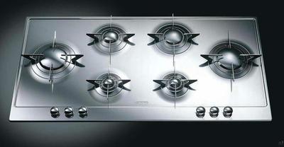 Smeg P106ES cooktop