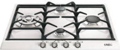 Smeg Cortina SR764BS cooktop