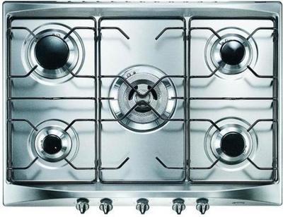 Smeg SE706SX3 cooktop