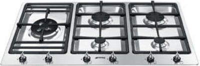 Smeg PS906 cooktop