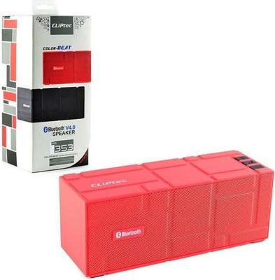 CLiPtec Colour Beat Box wireless speaker
