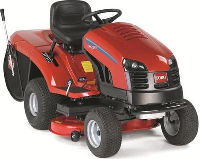 Toro DH220 ride-on lawn mower