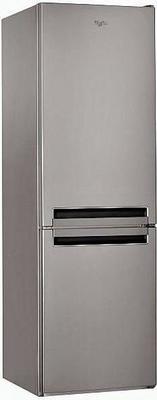 Whirlpool BSNF 8122 OX refrigerator