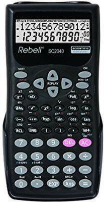 Rebell SC 2040 calculator