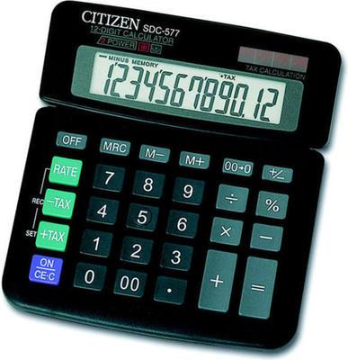 Citizen SDC-577 calculator