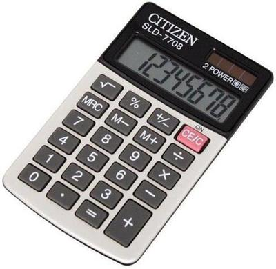 Citizen SLD-7708 calculator