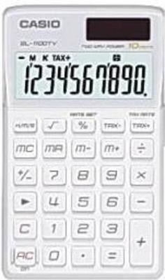 Casio SL-1100TV calculator