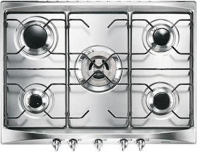 Smeg SR275X cooktop