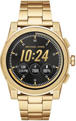840484336230 Michael Kors Access Grayson MKT5026 vs Samsung Gear S3 Frontier ...