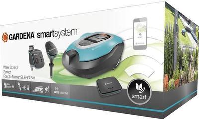 Gardena Smart System Set Robot Lawn Mower Full Specification