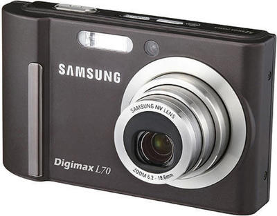 Samsung Digimax L70 digital camera