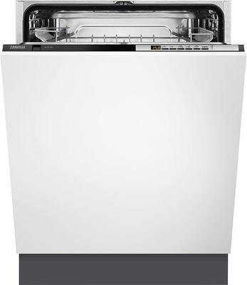 Zanussi ZDT26030FA dishwasher
