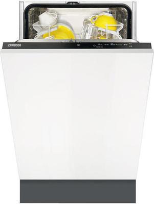Zanussi ZDV12004FA dishwasher
