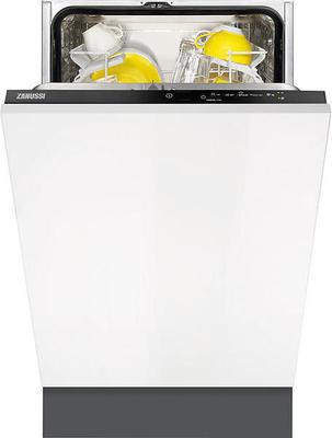 Zanussi ZDV12005FA dishwasher