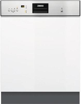 Zanussi ZDI26022XA dishwasher