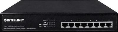 Intellinet 8-Port Gigabit Ethernet Switch (560641) switch