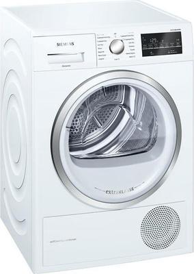 Siemens WT46W491GB tumble dryer