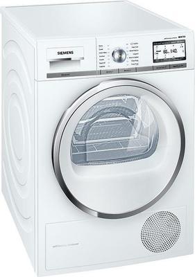 Siemens WT4HY790GB tumble dryer