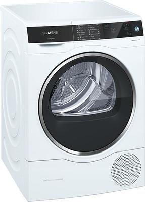 Siemens WT7UH640GB tumble dryer