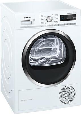 Siemens WT47W591GB tumble dryer