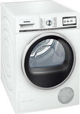Siemens WT47Y701 tumble dryer