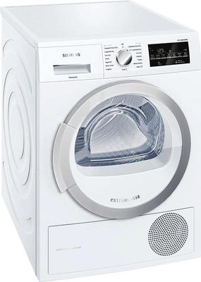 Siemens WT46W490GB tumble dryer