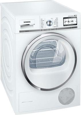 Siemens WT48Y890 tumble dryer