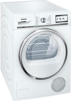 Siemens WT48Y801 tumble dryer