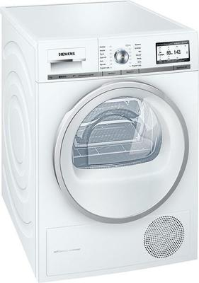Siemens WT47Y782PL tumble dryer
