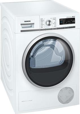 Siemens WT47W560 tumble dryer