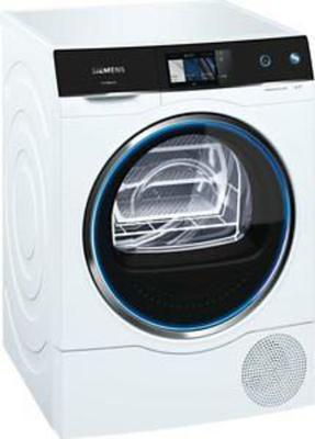 Siemens WT7XH940GB tumble dryer