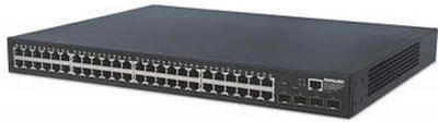 Intellinet 48-Port Gigabit Ethernet Web-Managed Switch with 4 SFP Ports (561334) switch