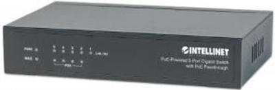 Intellinet PoE-Powered 5-Port Gigabit Switch with PoE Passthrough (561082) switch