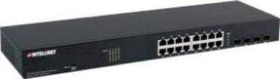 Intellinet 16-Port Gigabit Ethernet Switch (560801) switch