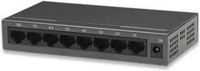 Intellinet 8-Port Fast Ethernet Office Switch (523318) switch