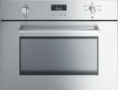 Smeg SC445MX microwave
