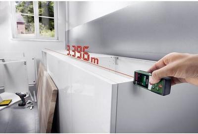 Bosch PLR 30 C laser measuring tool