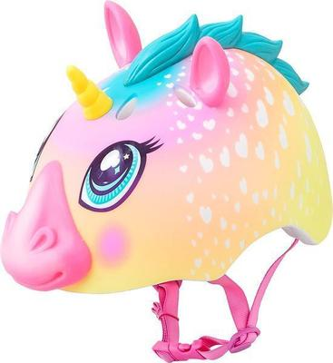 Raskullz Unicorn bicycle helmet