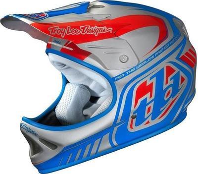 Troy Lee Designs D2 bicycle helmet
