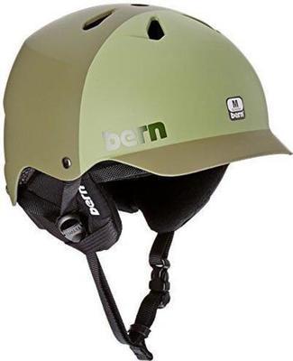 Bern Watts HardHat bicycle helmet