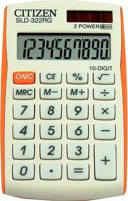 Citizen SLD-322 calculator
