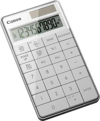 Canon X Mark I Keypad calculator